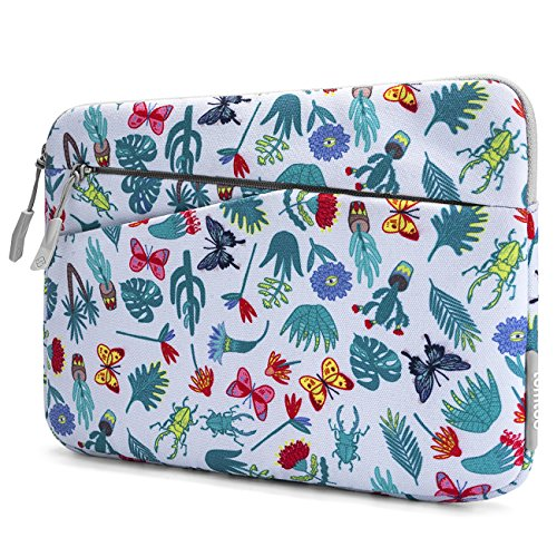 tomtoc Laptop Sleeve Bag Case for 13.5 Inch Microsoft Surface Book 3/2/1, Surface Laptop 3/2/1, 13-inch Old MacBook Air/ MacBook Pro Retina, 13 Acer ASUS HP ThinkPad ChromeBook, Water Repellent