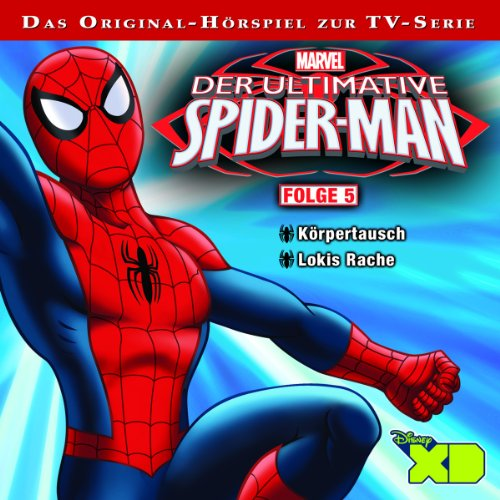 Der ultimative Spiderman 5 Titelbild