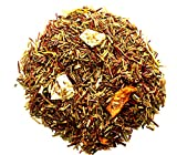Nelson's Tea - Peach Dream - Rooibos Loose Leaf Tea - Green rooibos, orange peel, dried peaches, and marigold petals - 4 oz.