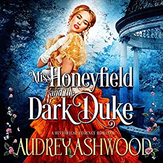 Miss Honeyfield and the Dark Duke cover art