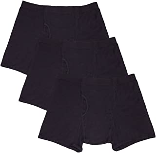 Hide Your Stash Boxer Briefs, Men's Hidden Pocket Underwear