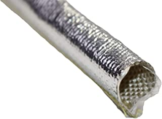 A-Team Performance Heat Sheath Aluminized Sleeving for...