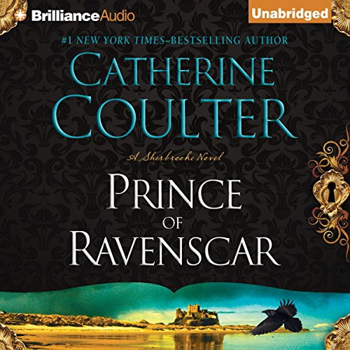 Prince of Ravenscar audiobook cover art