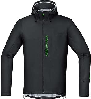 Gore Bike WEAR, Men´s, Mountain Bike Jacket, Waterproof, Gore-TEX Active, Power Trail GT AS, Size XL, Black, JGPOWM