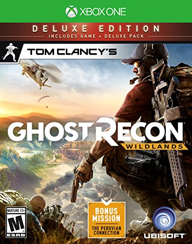 Ghost Recon Wildlands – Xbox One – Deluxe Edition