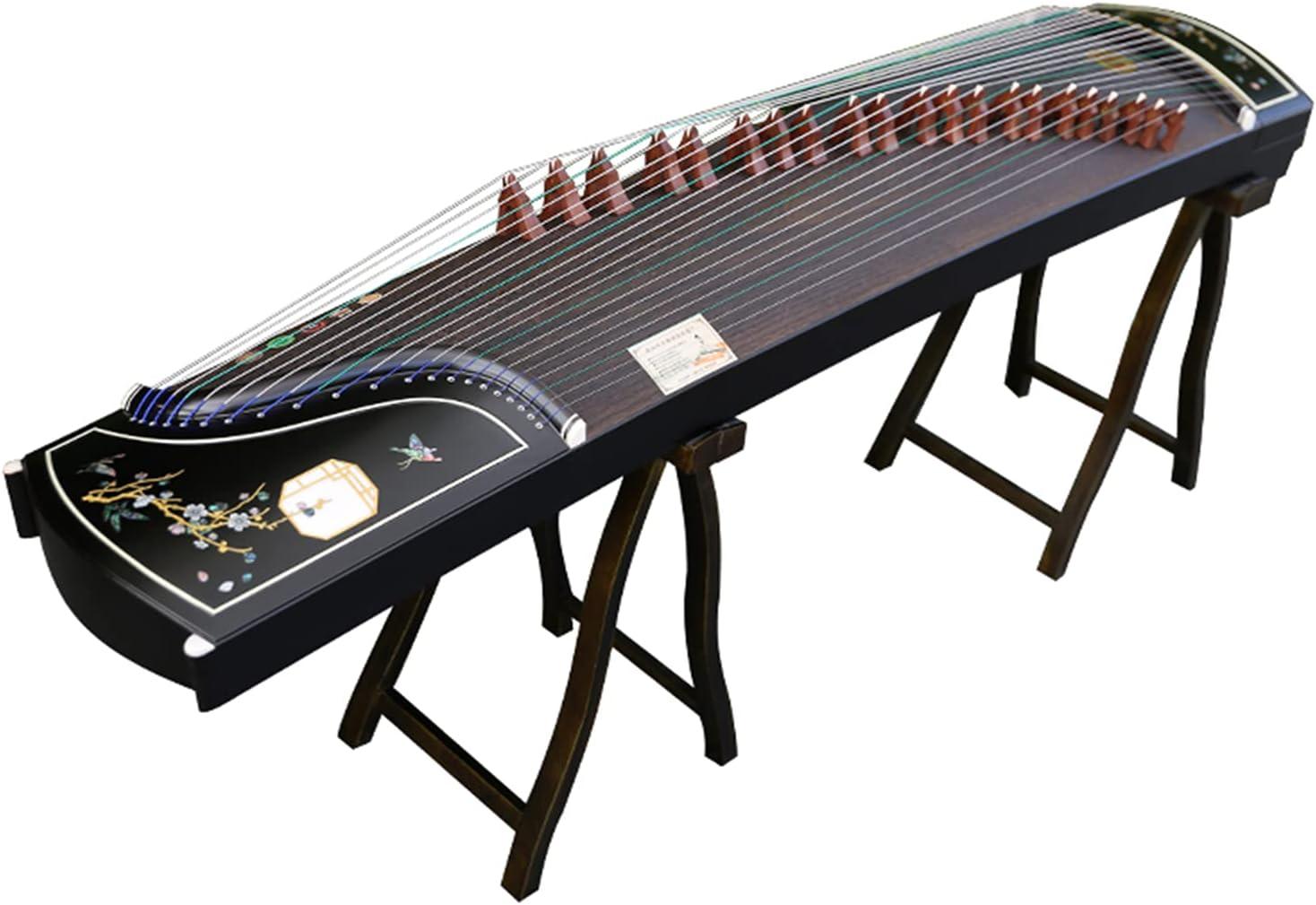 MYRCLMY Guzheng, CÍNAL Guzheng Profesional DE CALIFICACIÓN Profesional DE Profesiones DE Rendimiento DE CUERCO DE COMENTIMIENTO DE CUERZA DE COMPAÑÍN, EETÓNA DE EURÓNA Guzheng Piano