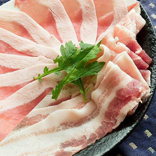 しゃぶしゃぶ用あぐー豚 ロース&バラ300g×2 合計600g 旨味が凝縮された贅沢な味をお楽しみください 精肉 