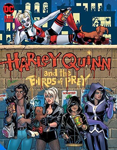 61cfIC1tccL Harley Quinn Novels