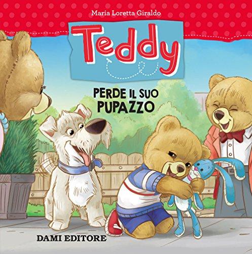 Teddy perde il suo pupazzo