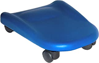 Tactile Foam Tummy Scooter in Blue