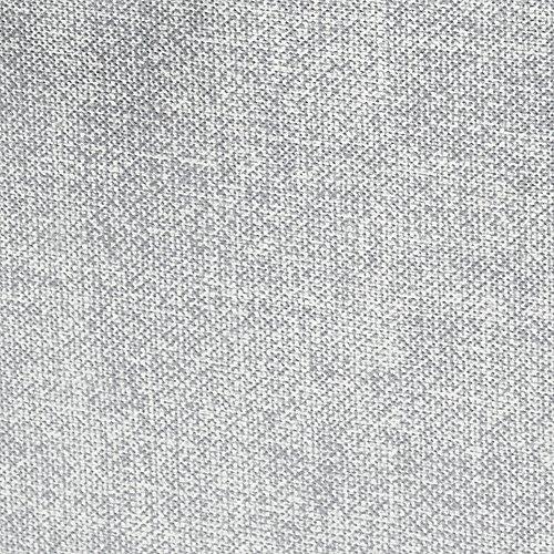 Organizador de cajones p/ósits y sujetapapeles Cajas de Tela para Material de Oficina mDesign Color: Gris Cajas organizadoras Grandes con 4 Compartimentos para bol/ígrafos