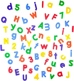 Imaginarium 72-Piece Magnetic Letters Set (Colors/Styles Vary) Pack of 2