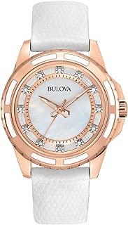 Bulova Women's 32mm Classic Diamond Watch