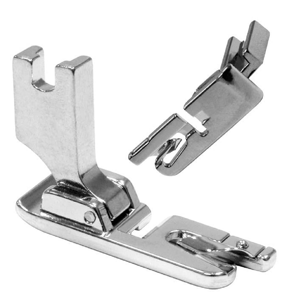 TFBOY Low Shank Narrow Rolled Hem Sewing Machine Presser Foot 1/8 Inch - Fits All Low Shank Snap-On Singer, Brother, Babylock, Euro-Pro, Janome, Kenmore, White, Juki, New Home