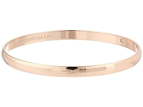 Kate Spade New York Her Day To Shine Wing Bangle