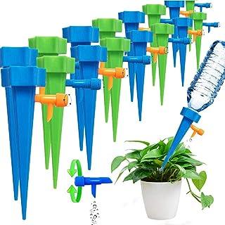 BETOY, innaffiatura automatica per piante, dispositivo autoirrigante (20 pz), sistema di irrigazione a goccia per giardin...