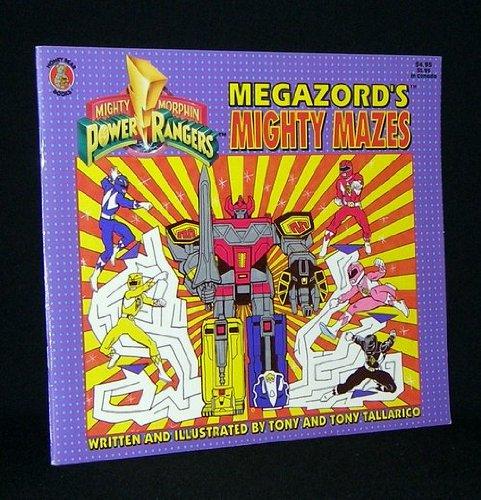 Mighty Morphin Power Rangers: Megazord's Mighty Mazes