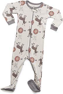 3c91f0b8b65b Amazon.com  Browns - Blanket Sleepers   Sleepwear   Robes  Clothing ...