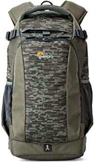 Lowepro Backpack Flipside 200 Aw Ii Compact DSLR and Mirrorless Camera Backpack with Secure Body-Side Access, Mica/Camo (Lp37126-Pww)