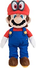Little Buddy 1693 Super Mario with Removable Red Cappy Hat (Odyssey Style) Plush, 13""