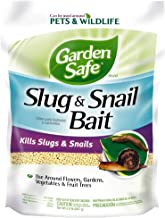 Garden Safe 4536 Slug & Snail Bait (HG-4536) (2 lb), Case Pack of 1