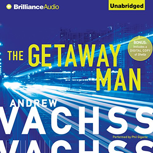 The Getaway Man audiobook cover art