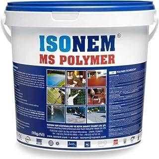 İsonem Ms Polymer Su Yalıtım Kaplaması Ral7046 Gri 18 kg