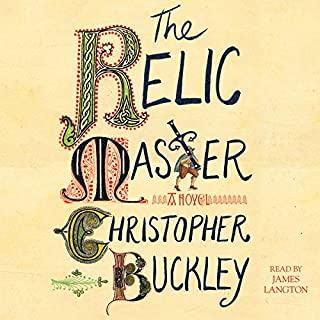 The Relic Master audiobook cover art