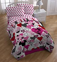 "Disney Minnie Classic""Remix"" MF Sheet Set, Full"