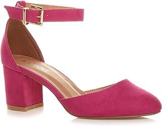 78ec1faff6b Amazon.co.uk: Pink - Court Shoes / Women's Shoes: Shoes & Bags