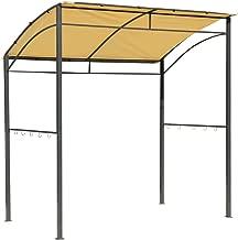 KaufPirat Premium Cover for Garden Furniture 160 x 110 x 75 cm Oval Bordeaux