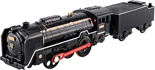 Descuento del 70% barato C62 C62 C62 Steam Locomotive plastic rail linear rail inaugural Hall (japan import)  clásico atemporal
