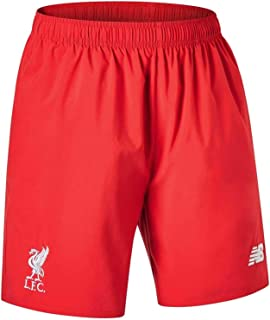 New Balance 2018-2019 Liverpool Training Hybrid Sweater (Red)