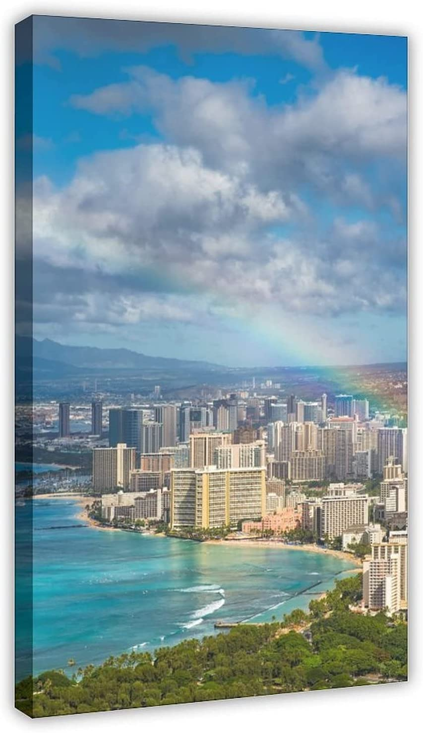 The Beautiful Landscape of Hawaii For Poster Seascape W Vertical Luxury New life goods