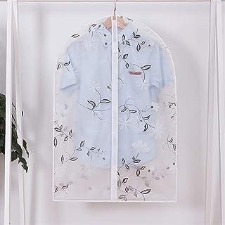 Housse de protection pour vêtements Vêtements Couverture Sac, transparent Vêtement Accroche en plastique Costume vêtement ...
