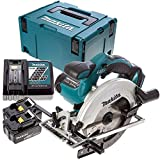<span class='highlight'>Makita</span> DSS611Z 18V LXT <span class='highlight'>Circular</span> <span class='highlight'>Saw</span> with 2 x 5Ah Batteries, Charger & Case