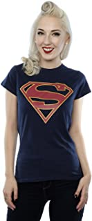 Women's Supergirl Logo T-Shirt