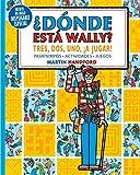 ¿Dónde está Wally? Tres, dos, uno ¡a jugar! (Colección ¿Dónde está Wally?): Pasatiempos · Actividades · Juegos
