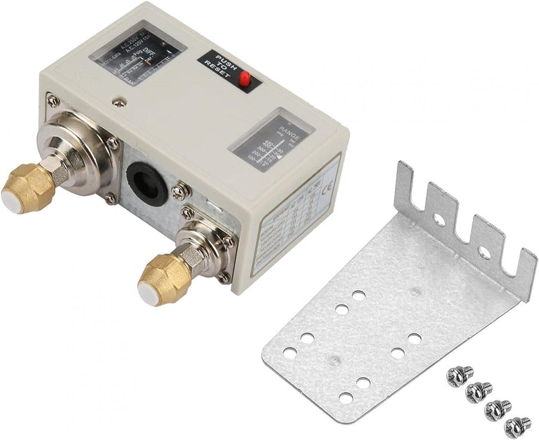 Freon Electronic Limited Elegant time sale Pressure Controller for 250V Refrigeration 15A