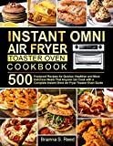 Instant Omni Air Fryer Toaster Oven Cookbook