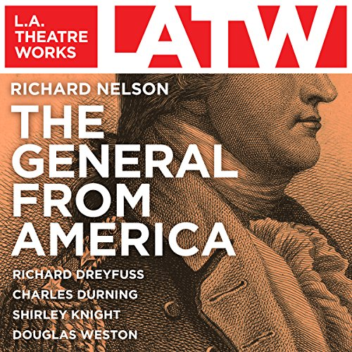The General from America audiobook cover art