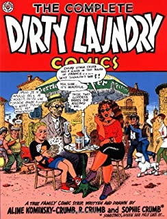 The Complete Dirty Laundry Comic