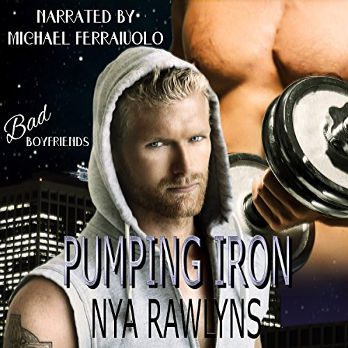 Pumping Iron audiobook cover art
