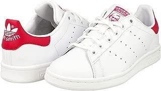 Stan Smith Girls Shoes 6.5 B(M) US Women / 5.5 D(M) US White/Pink