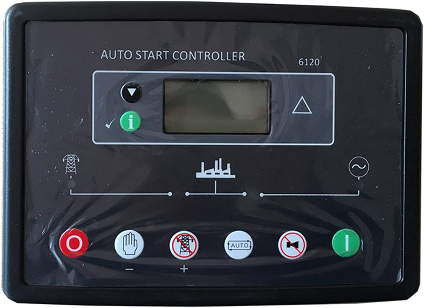 Denver Mall Wishbay Start Control Panel DSE6120 Controller module ATS Selling rankings