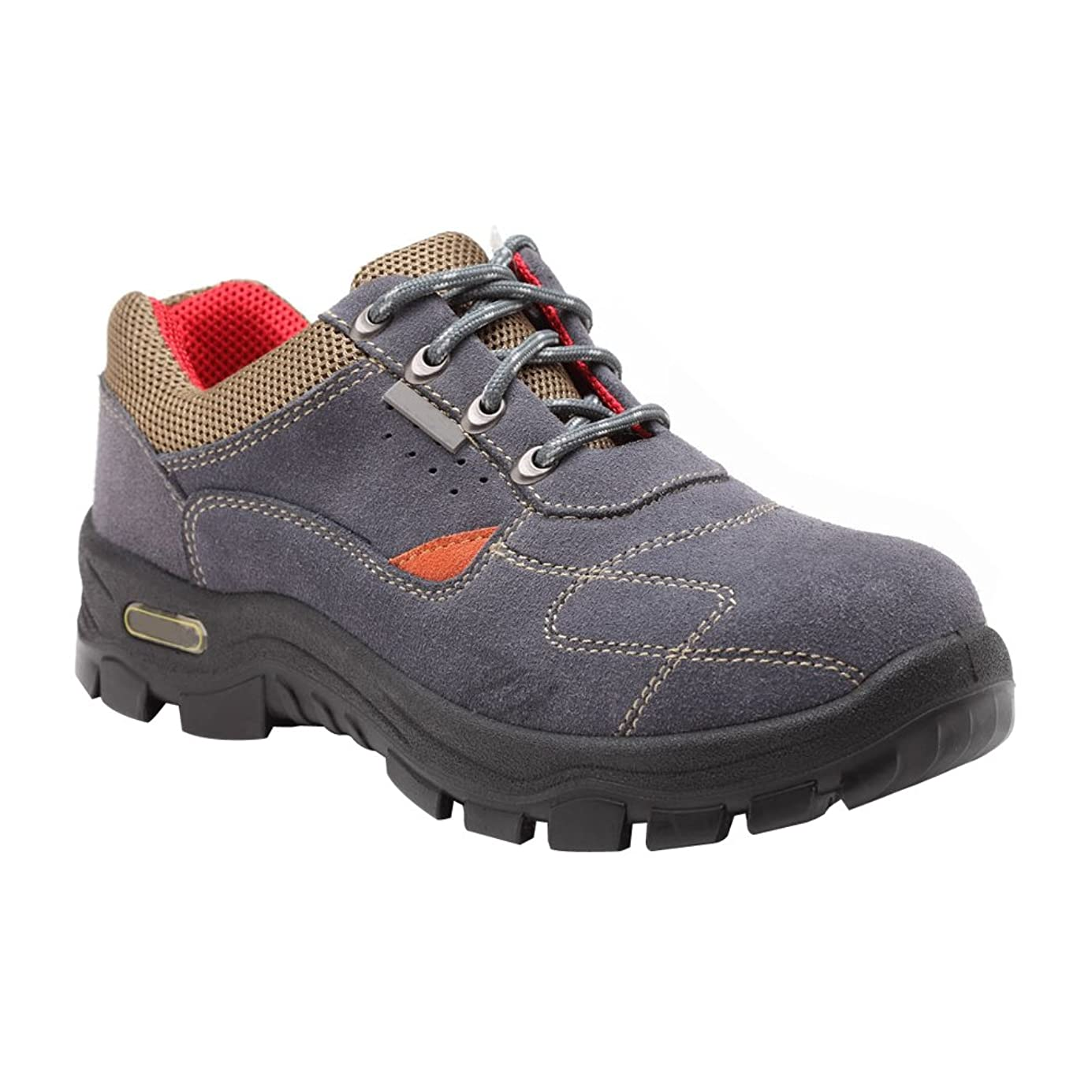 晩餐冬優先Eclimb Work Men's Steel-Toe Athletic Safety Shoe