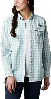 Columbia Women's Super Bahama Long Sleeve Shirt