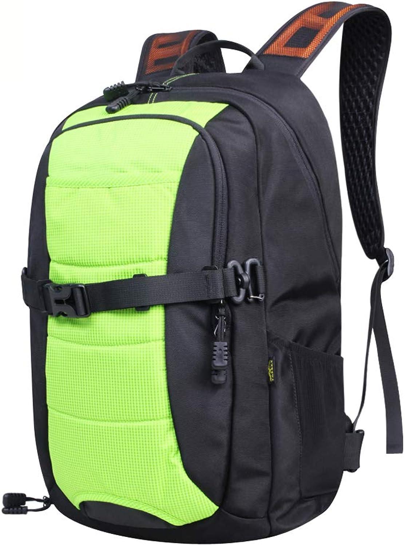 XYW-0006 35L Outdoor-Fotografie-Tasche für Wanderrucksack Mnner und Frauen - ergonomische SLR-Kameratasche - Kletterrucksack mit Regenschutz