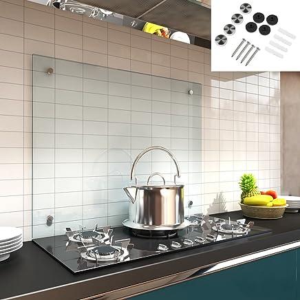 Suchergebnis auf Amazon.de für: spritzschutz glas: Küche, Haushalt ...