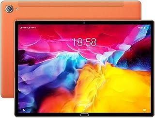4K大画面タブレット10.8インチタブレット顔認識タブレット学習タブレットAndroidタブレットオレンジシアンシルバー
